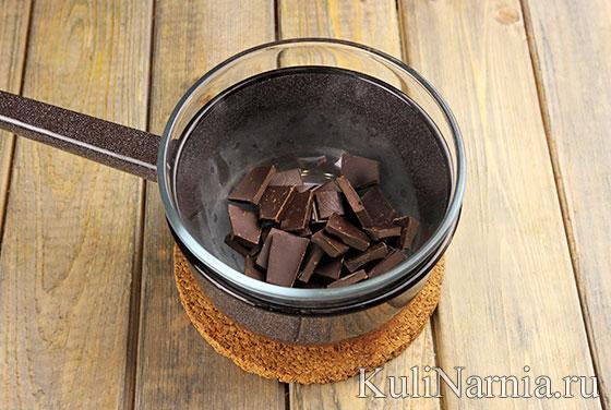 Рецепт конфет Баунти
