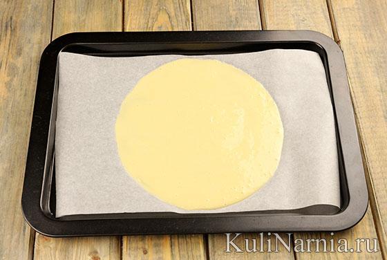 Рецепт торта Молочная девочка