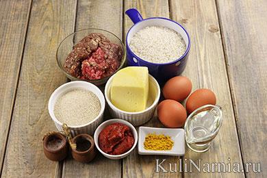 Рисовые шарики аранчини рецепт