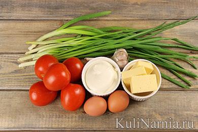 Салат Тюльпаны рецепт с фото