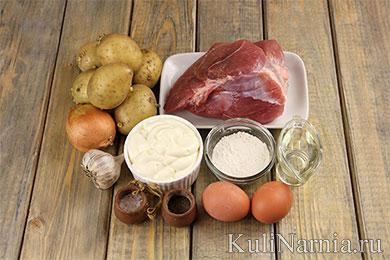 Свинина по-степному рецепт