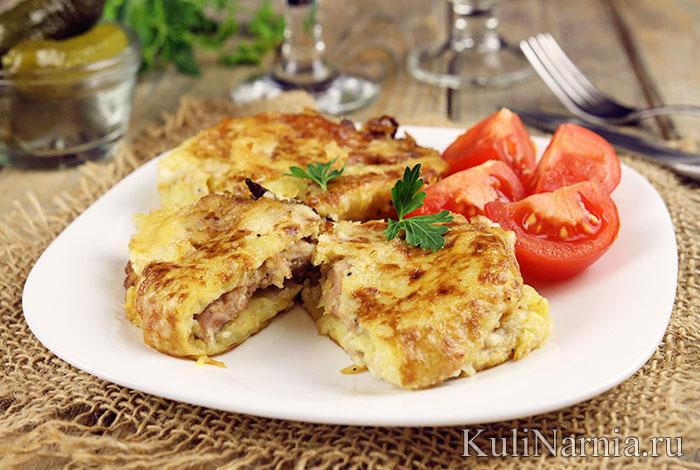 Мясо по степному рецепт пошагово 79