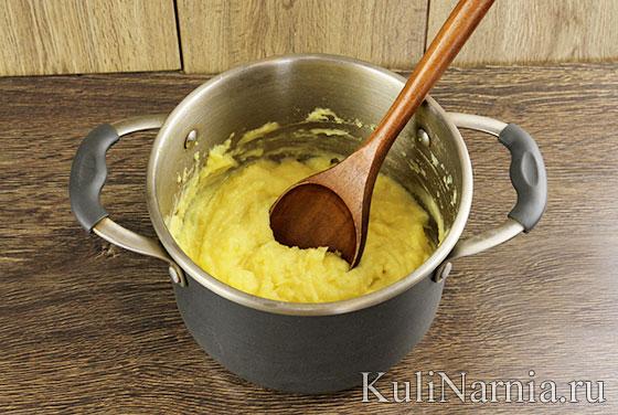 Как сделать картофельную запеканку