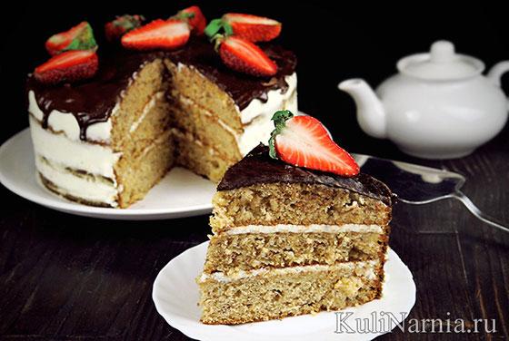 Колибри торт