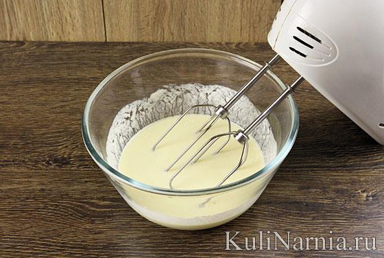 Рецепт пирога с брынзой с фото