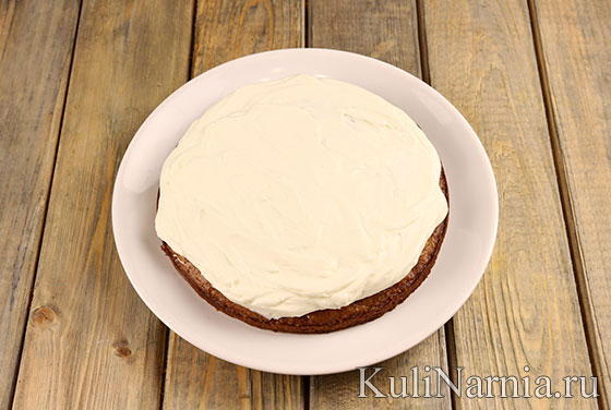 Торт Колибри пошагово
