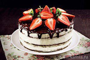 Торт Колибри рецепт