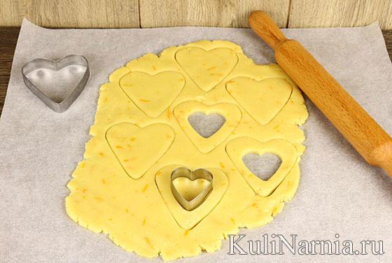 Как готовить печенье с повидлом