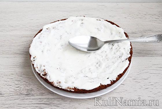 Медовый пирог с фото