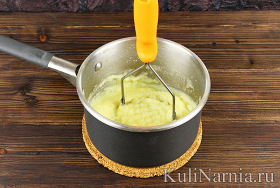 как приготовить картофельный пирог в духовке рецепт
