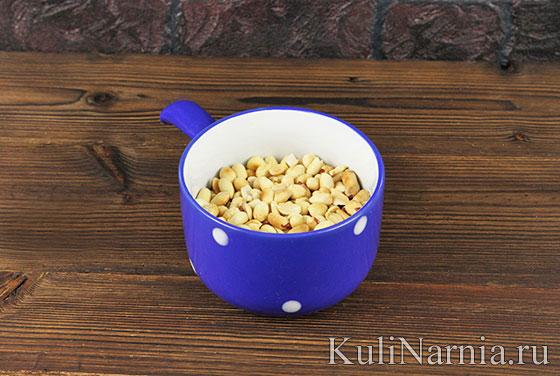 Как приготовить фадж с арахисом