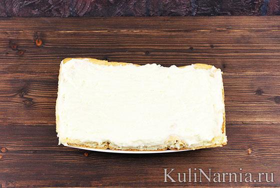 Как сделать торт Карпатка