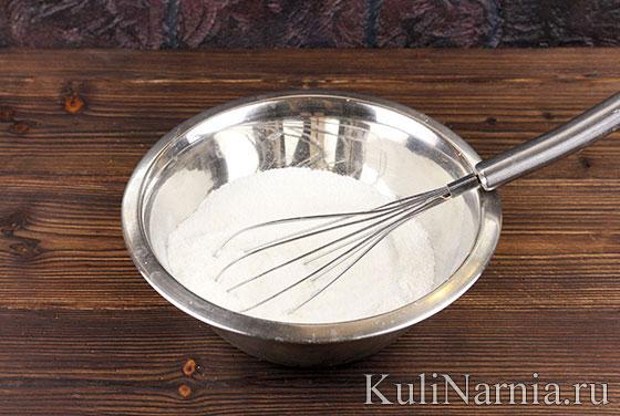Крем для торта Карпатка рецепт
