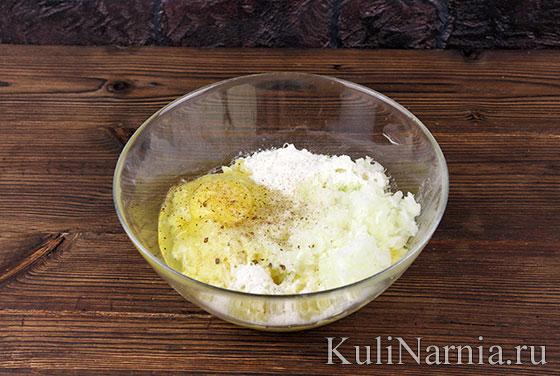 Оладьи из картофеля рецепт