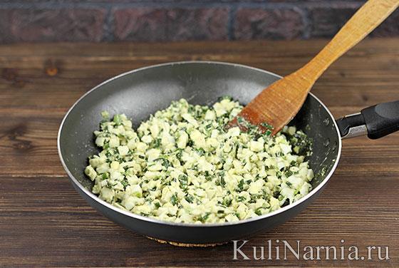 Пирожки с зеленым луком рецепт
