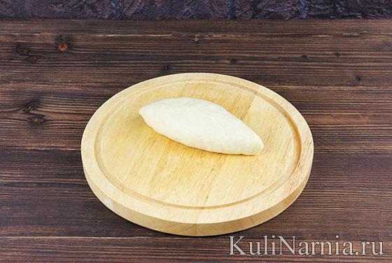 Рецепт пирожков с луком