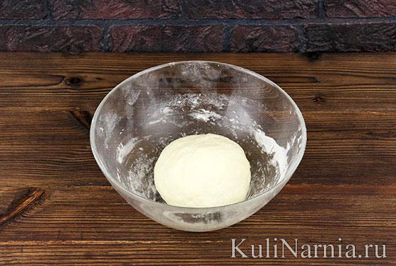 Рецепт пиццы Стромболи