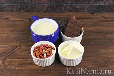 Шоколадный фадж рецепт