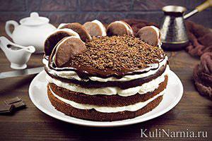 Рецепт тортов в домашних условиях