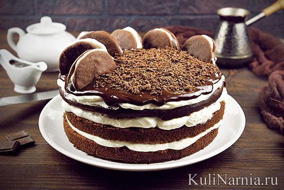 Вупи пай торт