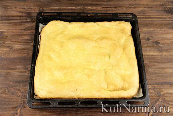 Заварной торт Карпатка рецепт с фото