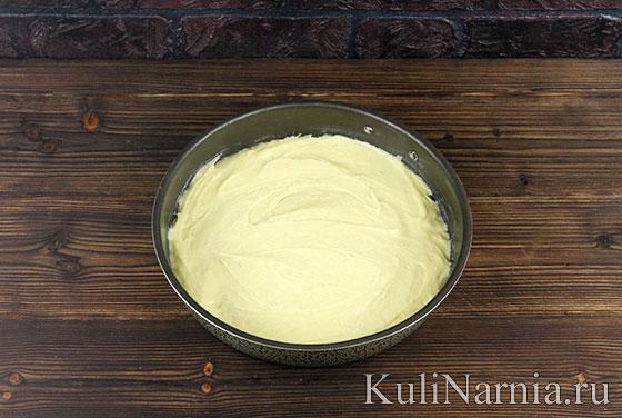 Как готовить пирог с малиной