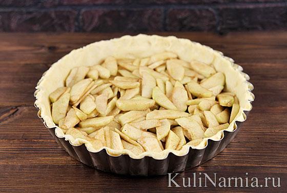 Как приготовить американский яблочный пирог