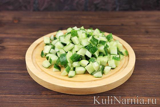 Как приготовить шопский салат