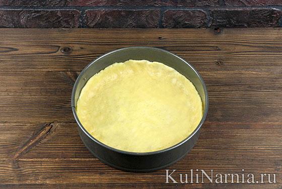 Как сделать пирог с вишней и сметаной