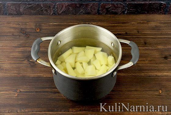 Картофельные крокеты рецепт с фото