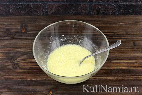 Пирог с малиной рецепт с фото