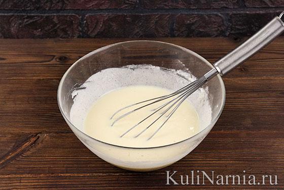 Пирог с вишней и сметаной рецепт с фото