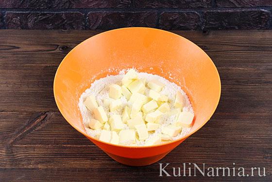 Рецепт яблочного пая