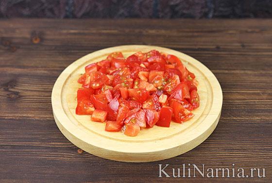 Шопский салат классический рецепт