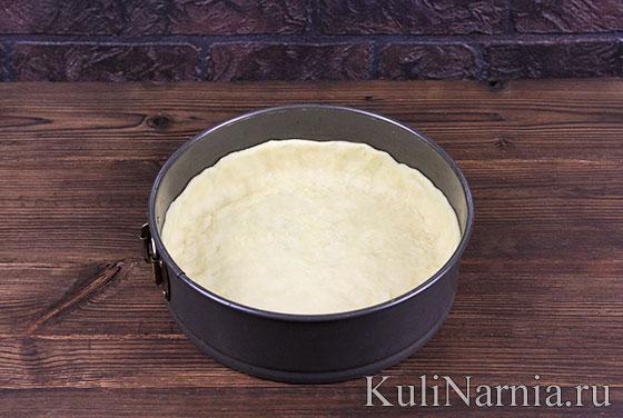 Тесто для лукового пирога рецепт