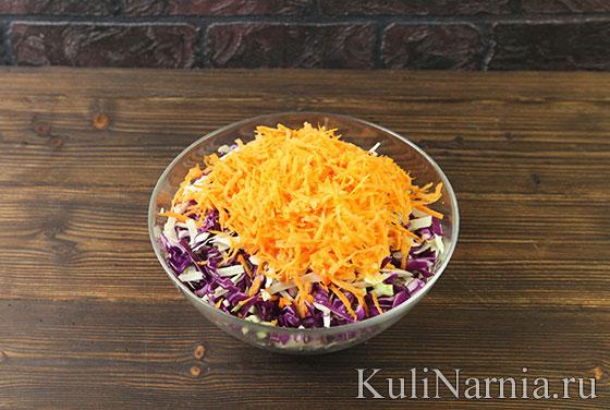 Как готовить салат Коул слоу
