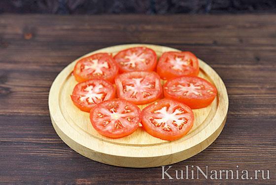 Как запечь баклажаны с помидорами