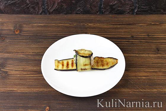 Кюрдан-кебаб с баклажанами рецепт