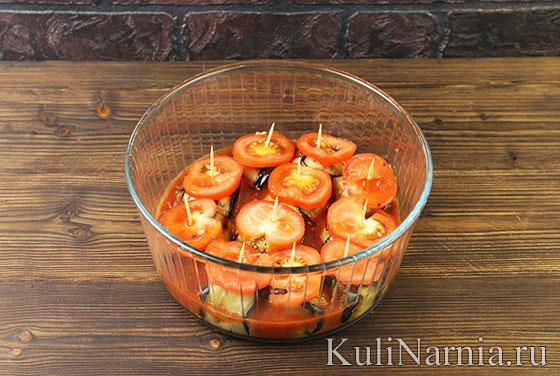 Кюрдан-кебаб в духовке