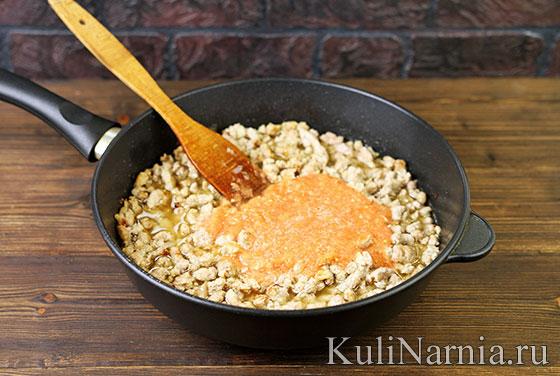 Мусака с мясом рецепт с фото