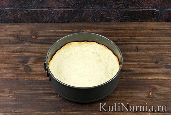 Пирог с черникой рецепт с фото