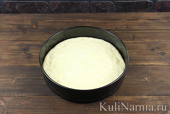 Пирог со щавелем в духовке