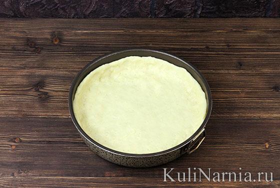 Рецепт тертого яблочного пирога