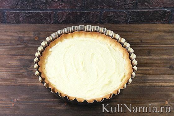 Рецепт яблочного тарта с фото