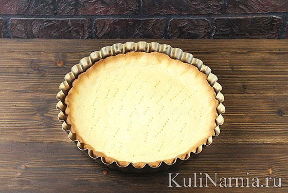 Рецепт яблочного тарта