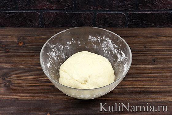 Тесто для пирога со щавелем