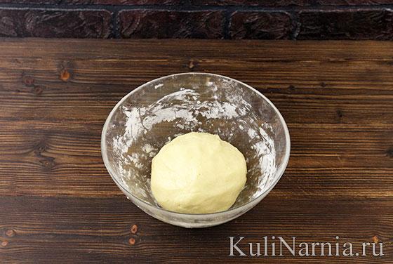 Тесто для тарта