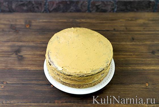 Как готовить торт Пеле