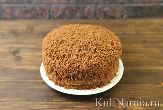 Как приготовить торт Пеле
