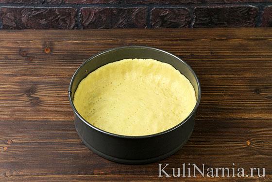 Рецепт эльзасского пирога